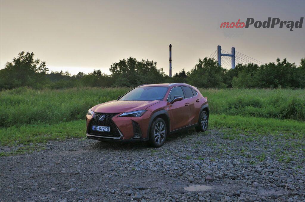 Lexus UX200 19 1024x679 Test: Lexus UX 200   uzupełnienie gamy