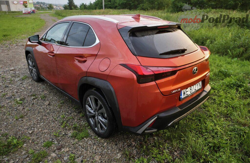 Lexus UX200 3 1024x667 Test: Lexus UX 200   uzupełnienie gamy