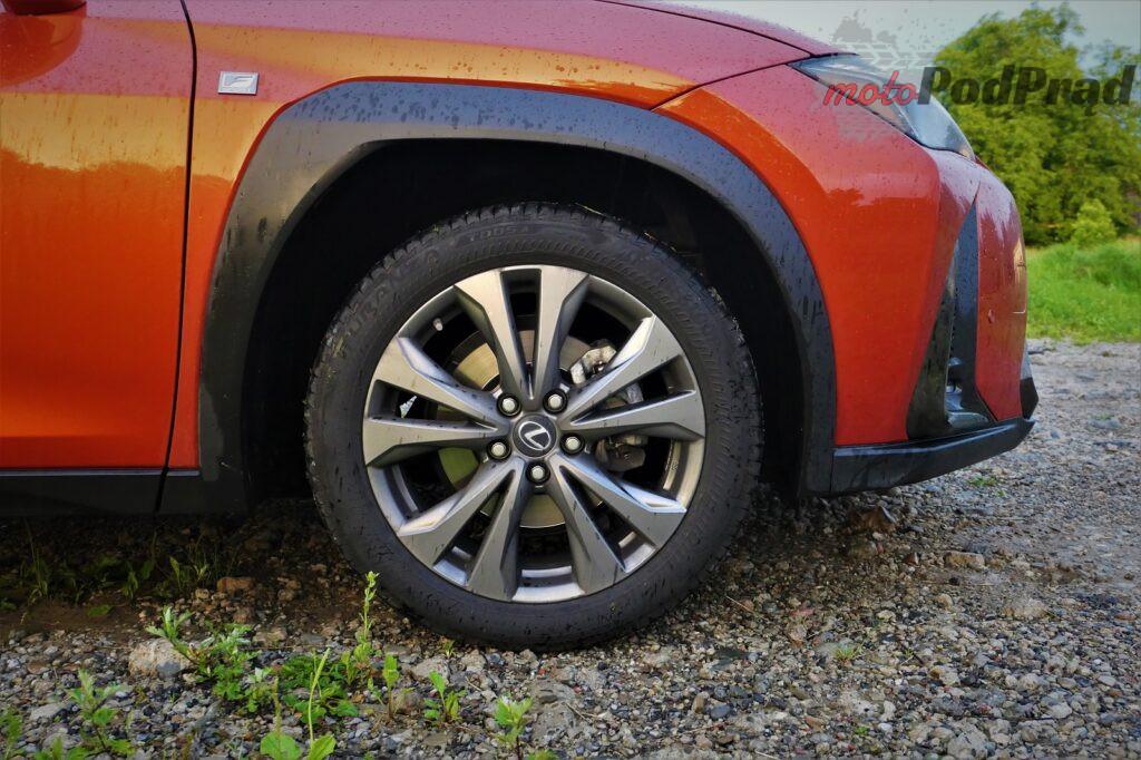 Lexus UX200 8 1024x682 Test: Lexus UX 200   uzupełnienie gamy