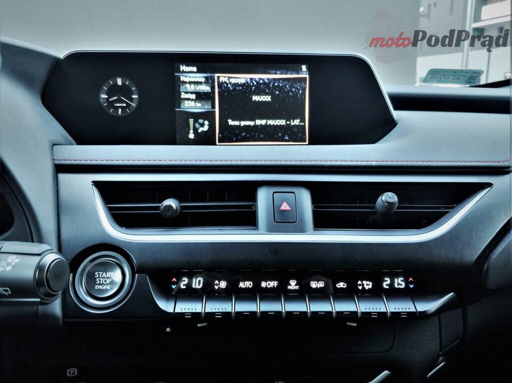 Lexus ux 2 1024x767 Test: Lexus UX 200   uzupełnienie gamy