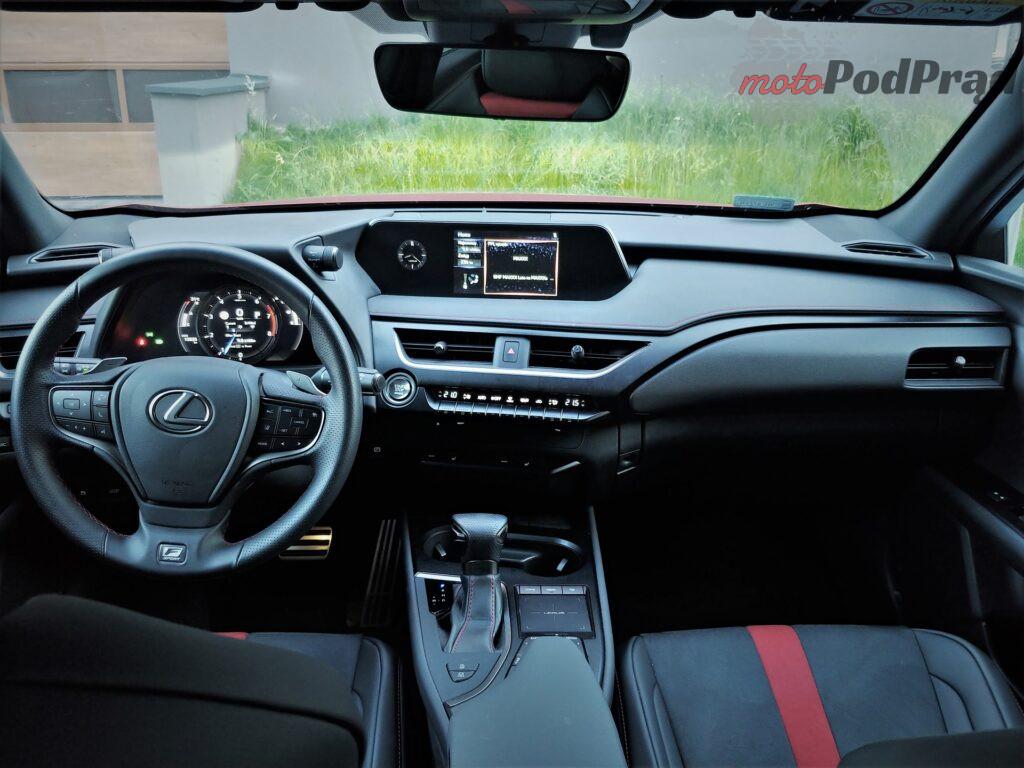 Lexus ux 5 1024x768 Test: Lexus UX 200   uzupełnienie gamy