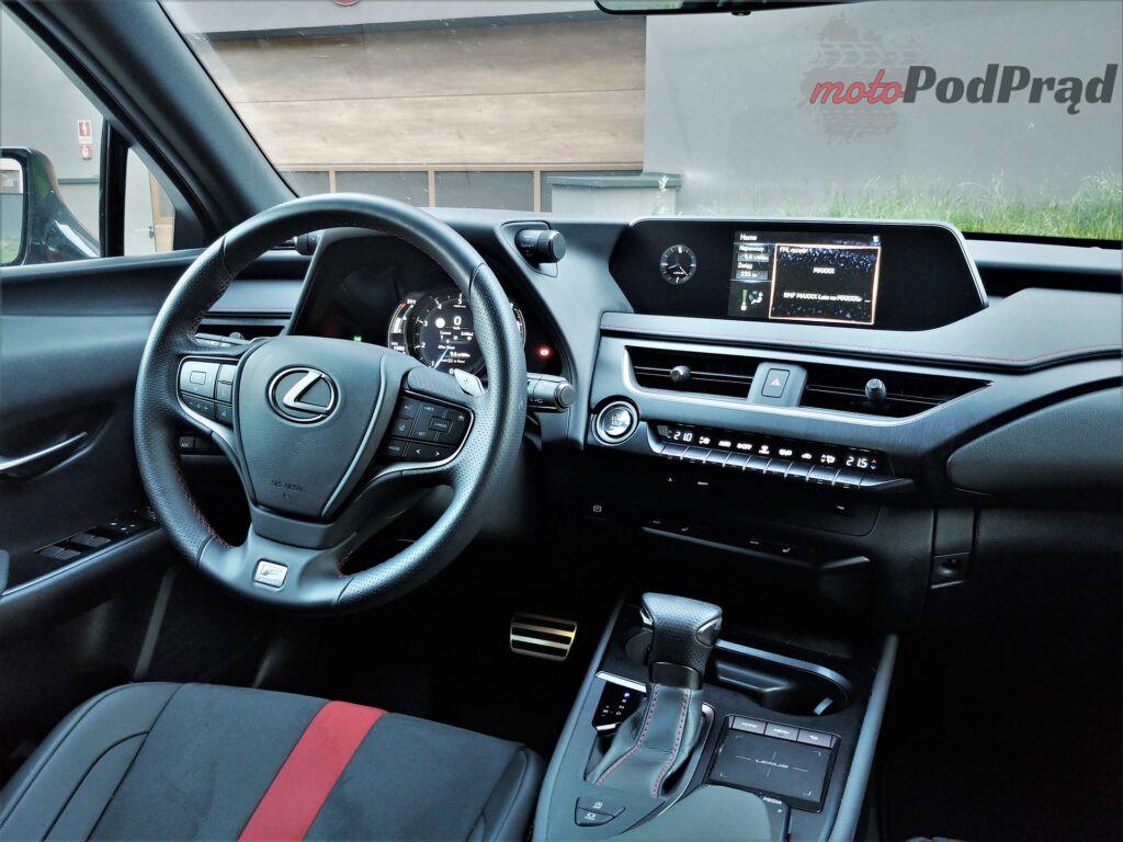 Lexus ux 8 1024x768 Test: Lexus UX 200   uzupełnienie gamy