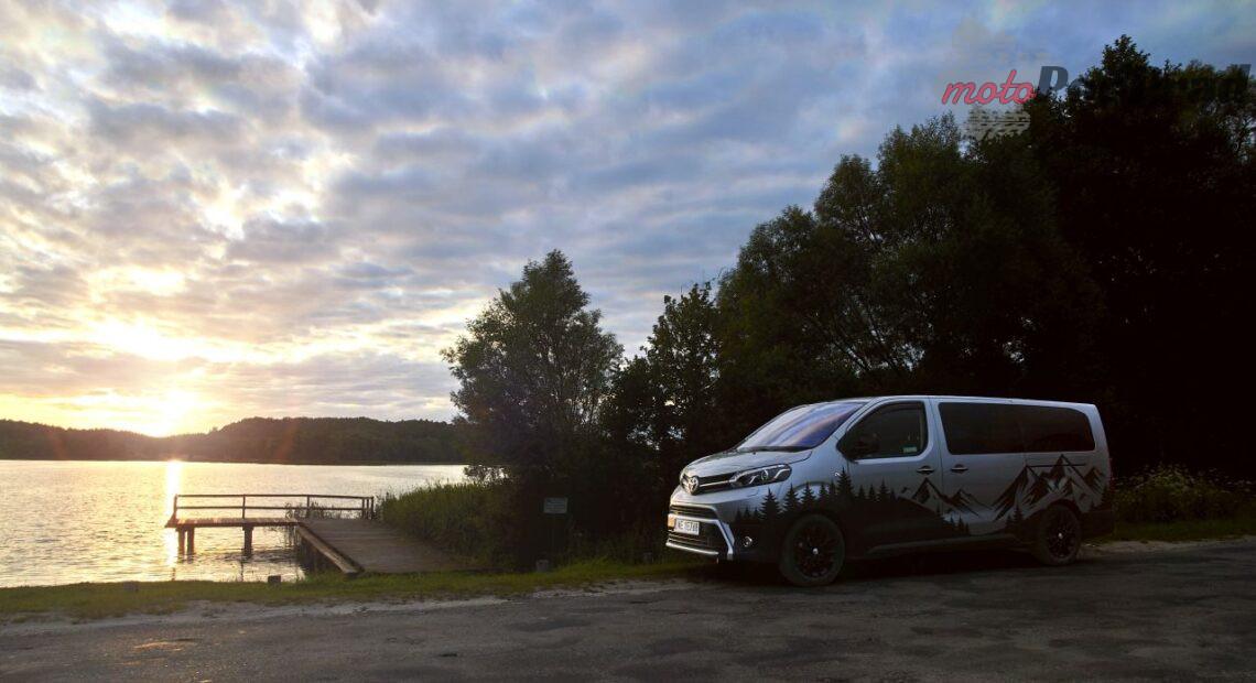 Toyota Proace Kamper