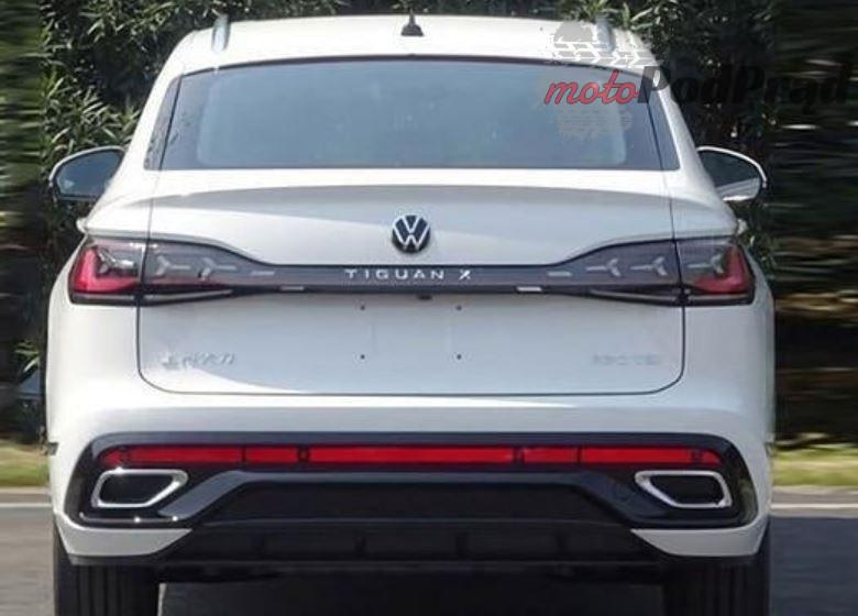 Tiguan X 1 Volkswagen Tiguan X   niemiecki SAV?