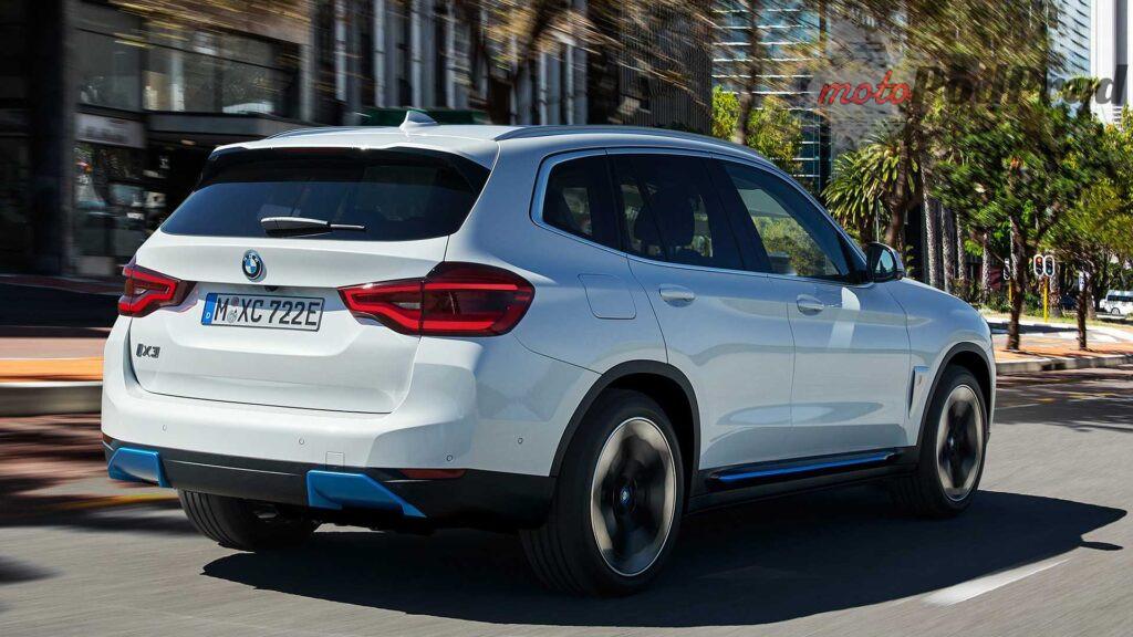 bmw ix3 2020 1 1024x576 iX3 debiutuje jako pierwszy elektryczny SUV BMW
