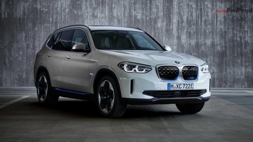 bmw ix3 2020 1024x576 iX3 debiutuje jako pierwszy elektryczny SUV BMW