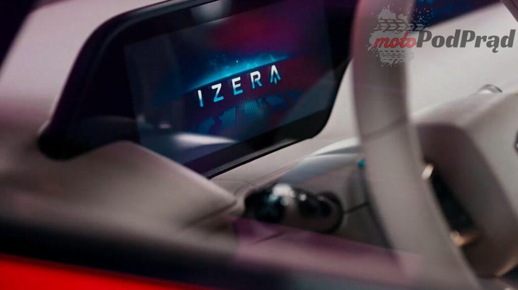izera 4 1024x574 Nowe auto elektryczne z Polski   IZERA