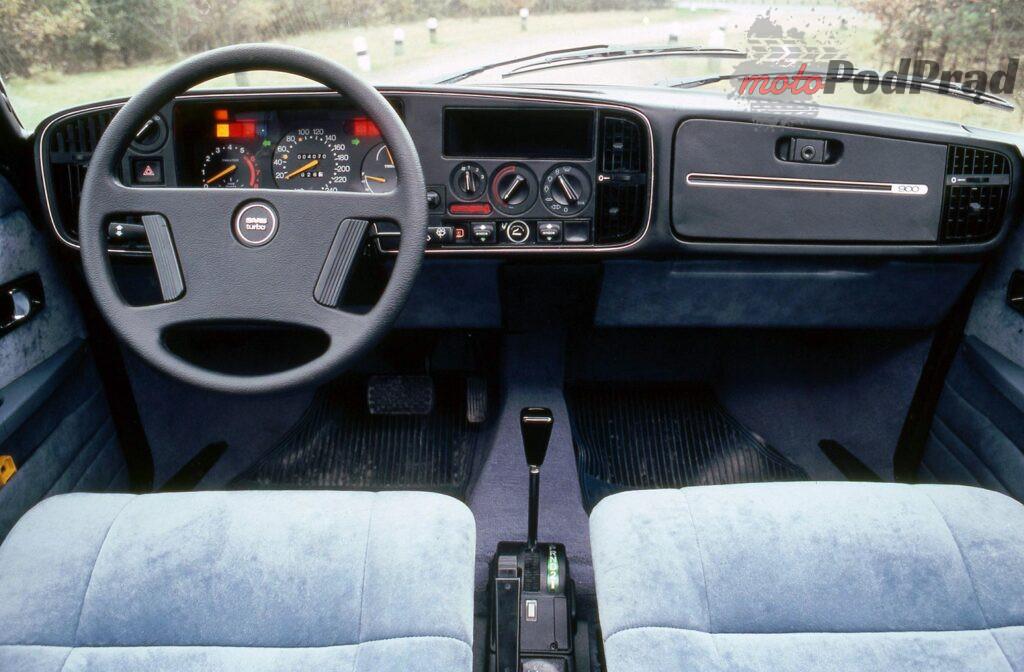 %name Fura na weekend   Saab 900 I generacji