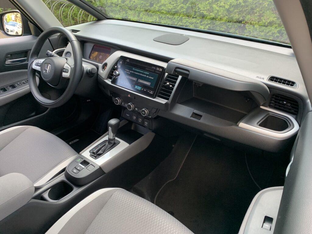 Honda Jazz Crosstar Executive 32 1024x768