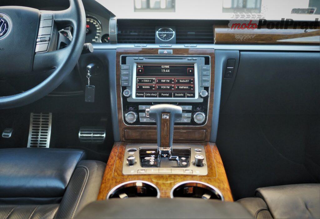 Volkswagen Phaeton 16 1024x703 5 minut z... Volkswagen Phaeton