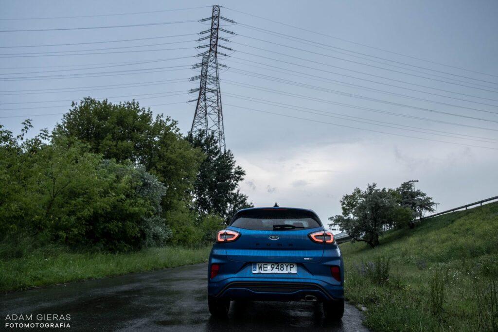 ford puma 1 1024x683 Test: Ford Puma 1.0 EcoBoost Hybrid ST Line   mistrz prowadzenia w klasie