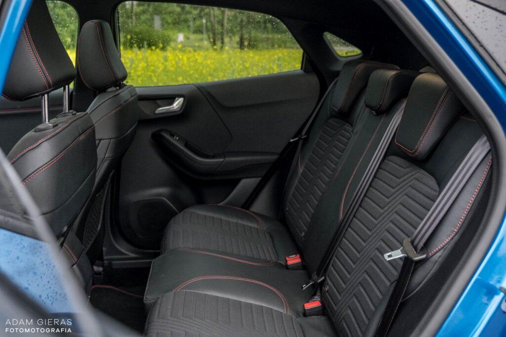 ford puma 14 1024x683 Test: Ford Puma 1.0 EcoBoost Hybrid ST Line   mistrz prowadzenia w klasie