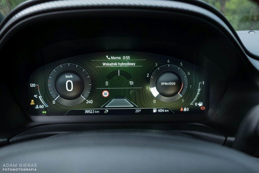 ford puma 19 1024x683 Test: Ford Puma 1.0 EcoBoost Hybrid ST Line   mistrz prowadzenia w klasie