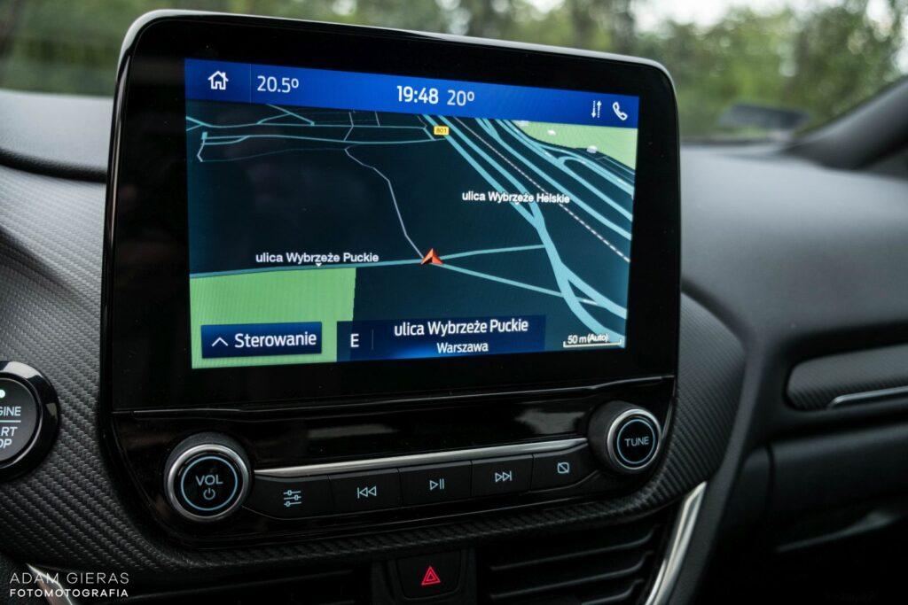 ford puma 20 1024x683 Test: Ford Puma 1.0 EcoBoost Hybrid ST Line   mistrz prowadzenia w klasie
