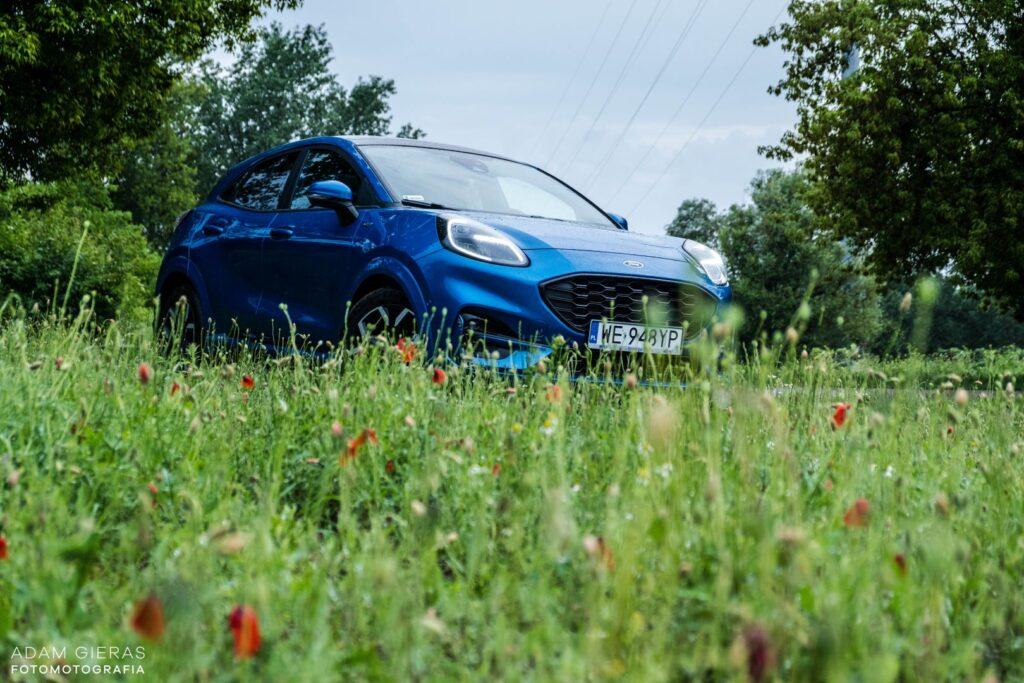 ford puma 24 1024x683 Test: Ford Puma 1.0 EcoBoost Hybrid ST Line   mistrz prowadzenia w klasie