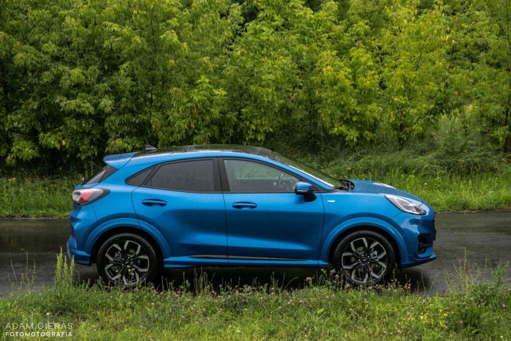 ford puma 3 1024x683 Test: Ford Puma 1.0 EcoBoost Hybrid ST Line   mistrz prowadzenia w klasie