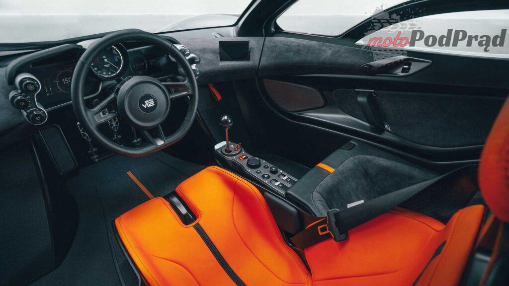 gordon murray automotive t.50 cabin 1024x576 Gordon Murray T.50   prawdziwy następca McLarena F1