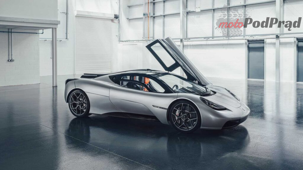 gordon murray automotive t.50 front three quarters door up 1024x576 Gordon Murray T.50   prawdziwy następca McLarena F1