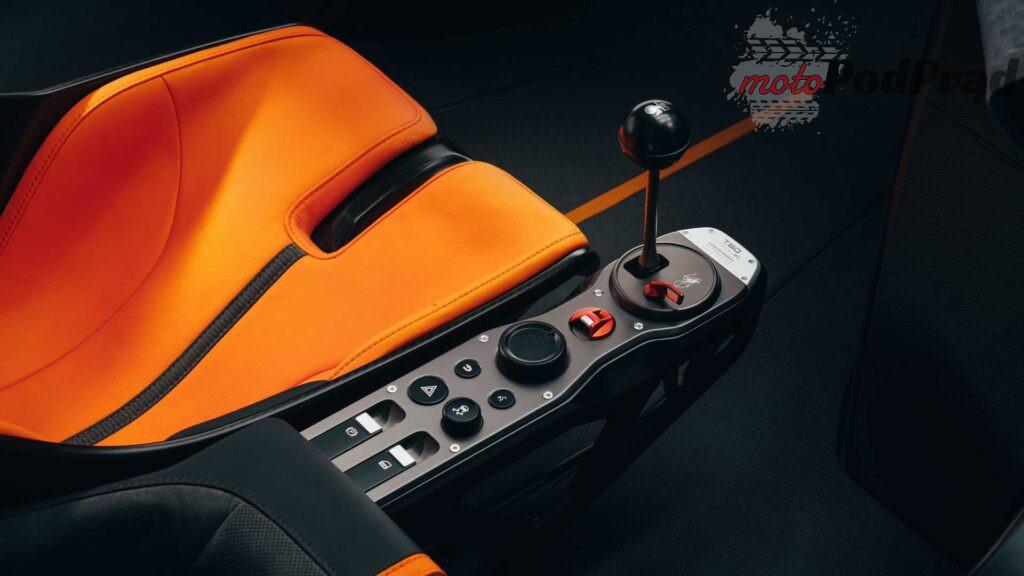 gordon murray automotive t.50 gearshift 1024x576 Gordon Murray T.50   prawdziwy następca McLarena F1