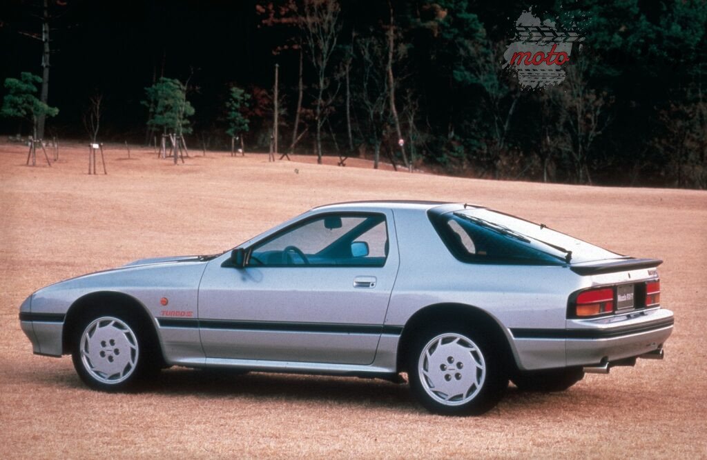 %name Fura na weekend   Mazda RX 7 FC3S