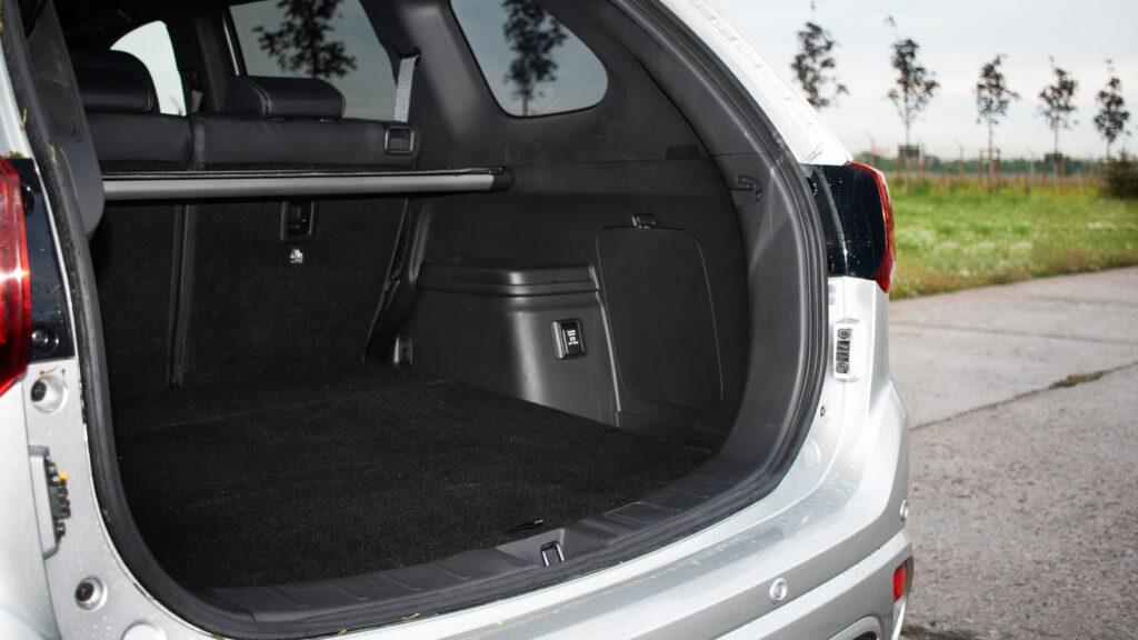 mitsubishi outlander phev 14 1024x576 Test: Mitsubishi Outlander PHEV   hybrydowy SUV