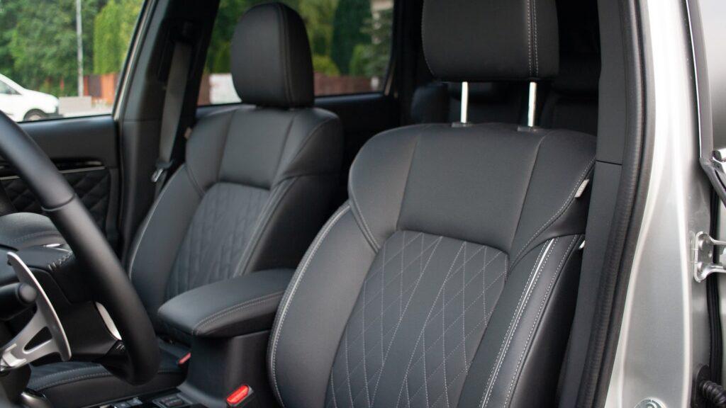 mitsubishi outlander phev 24 1024x576 Test: Mitsubishi Outlander PHEV   hybrydowy SUV