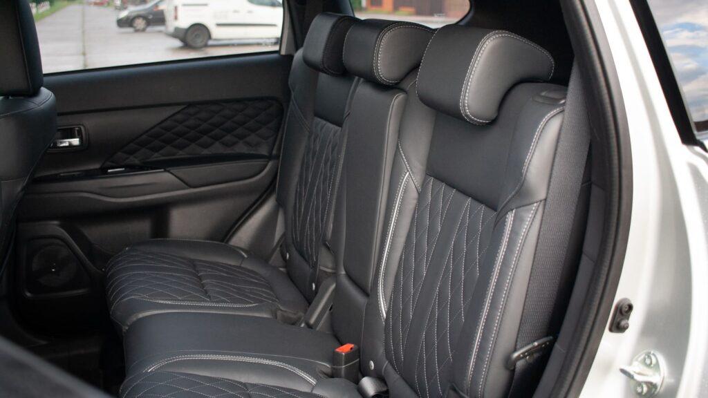 mitsubishi outlander phev 25 1024x576 Test: Mitsubishi Outlander PHEV   hybrydowy SUV