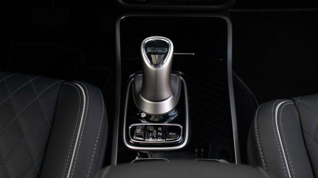 mitsubishi outlander phev 27 1024x576 Test: Mitsubishi Outlander PHEV   hybrydowy SUV