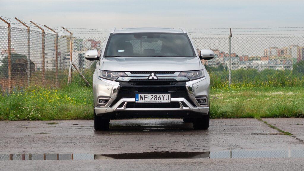 mitsubishi outlander phev 5 1024x576 Test: Mitsubishi Outlander PHEV   hybrydowy SUV