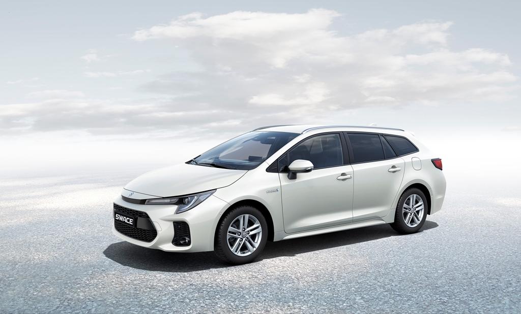 1 Swace   kolejna nowość od Suzuki
