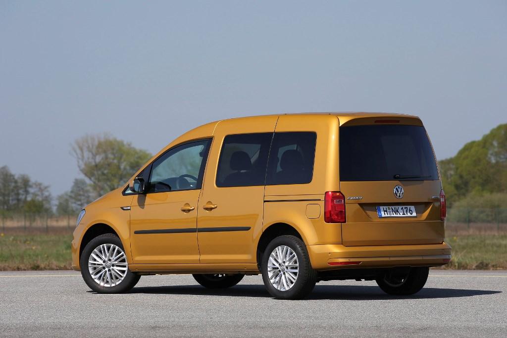 DB2019AU00791 medium Ostatni Volkswagen Caddy IV generacji zjechał z taśm produkcyjnych w Antoninku