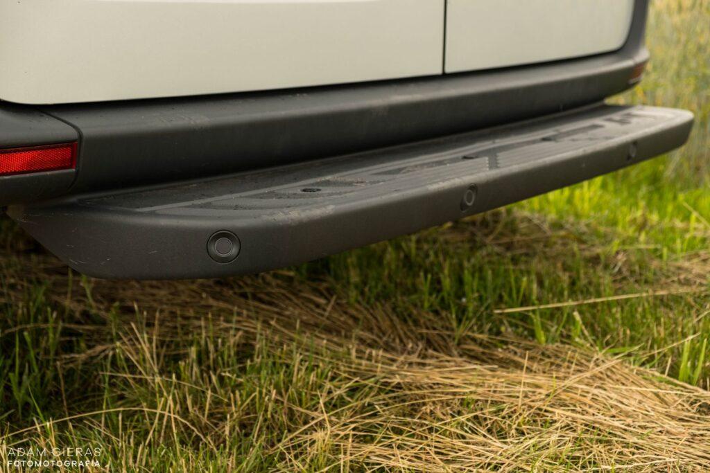 sprinter 11 1024x683 Test: Mercedes Sprinter 314 CDI   jeździ jak osobówka