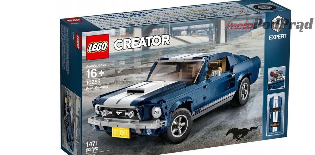 2020 10 14 15 45 14 LEGO CREATOR Ford Mustang 10265 9645369698 Allegro.pl  1024x503