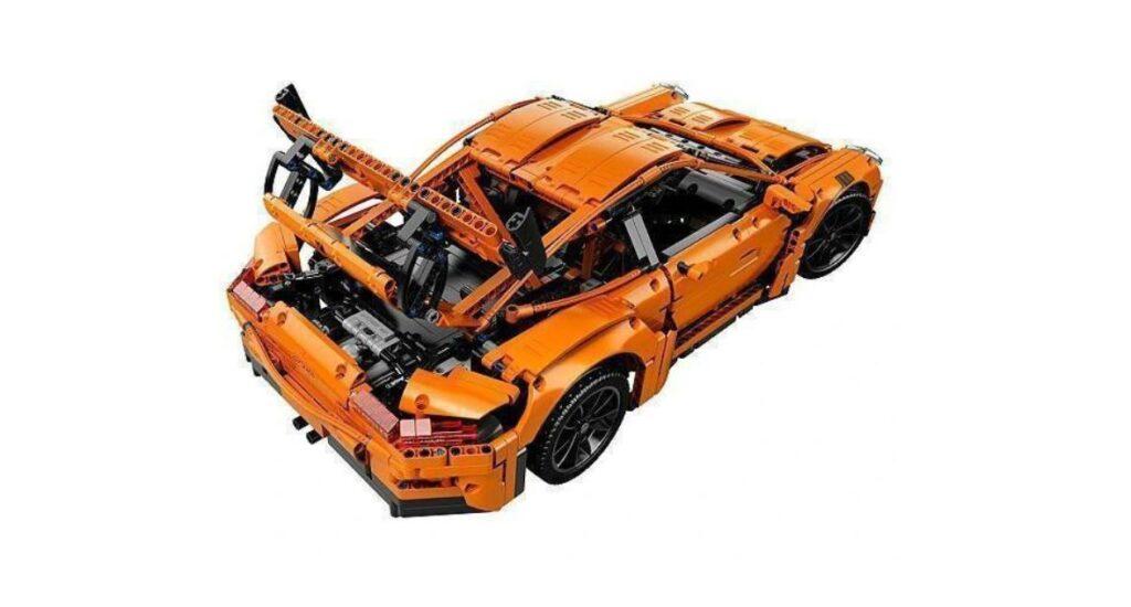 2020 10 14 15 50 27 LEGO TECHNIC 42056 PORSCHE 911 GT3 RS 9232066106 Allegro.pl  1024x550 MGT: zestawy LEGO różnych marek