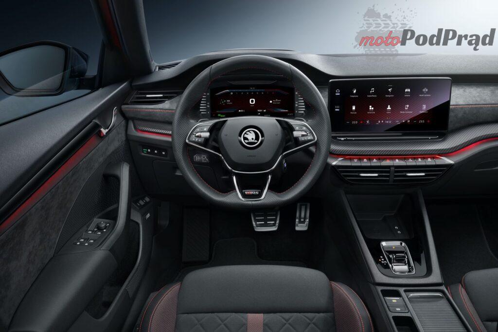 2021 Skoda Octavia RS liftback 11 1024x683