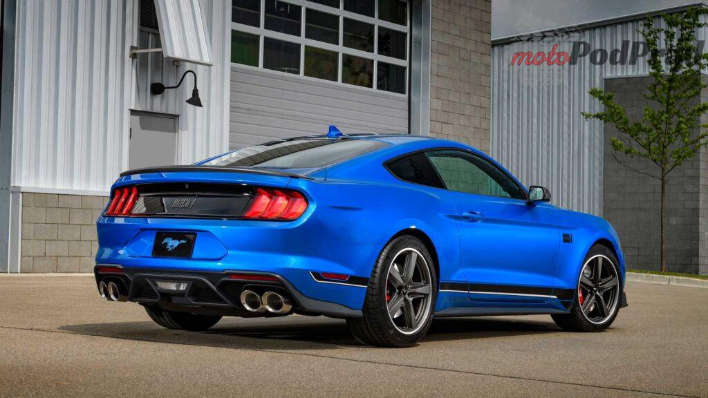 2021 ford mustang mach 1 2 1024x576 Ford Mustang Mach 1 będzie sprzedawany globalnie