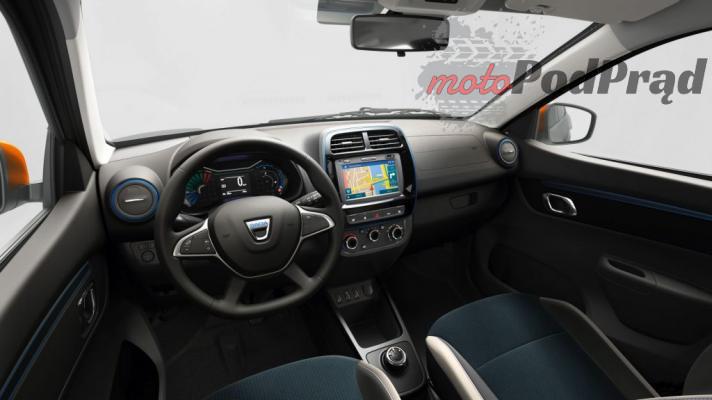 Dacia Spring 2 Elektryczna Dacia Spring   będzie tanio!