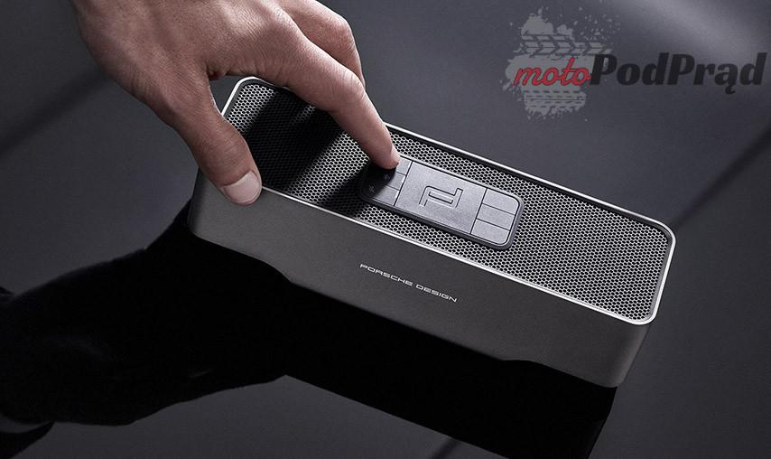 Glosnik Porsche 3 MGT: głośnik Porsche z rur wydechowych