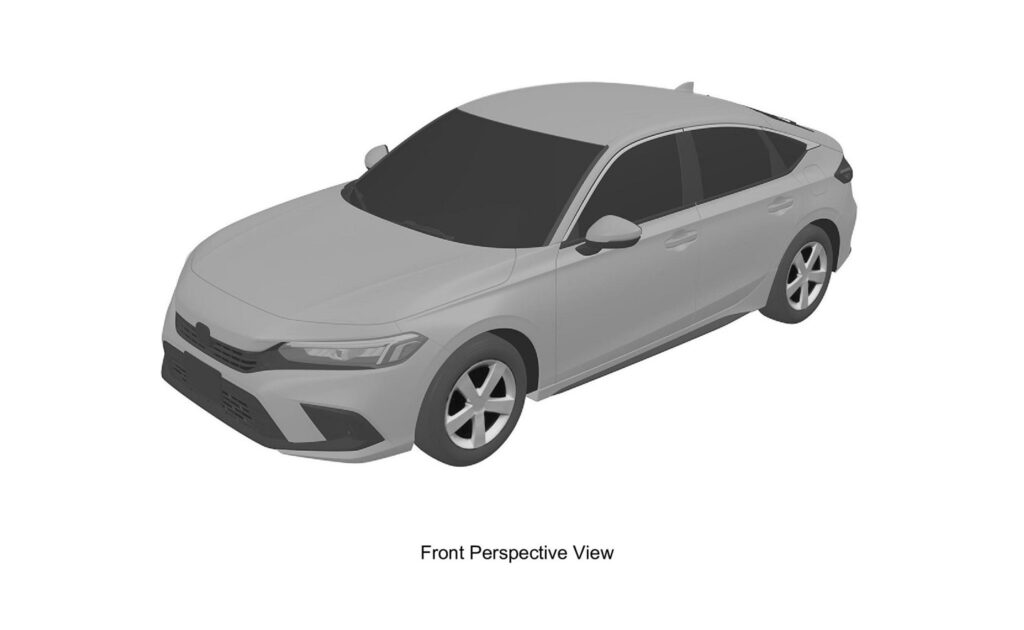 Honda Civic 3 1024x630 Fani obstawiają, że tak będzie wyglądać nowa Honda Civic Type R