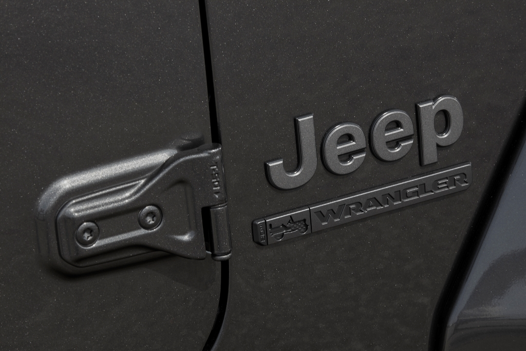 JP021 356WR Nowe wersje Jeepa z okazji 80 lecia istnienia marki