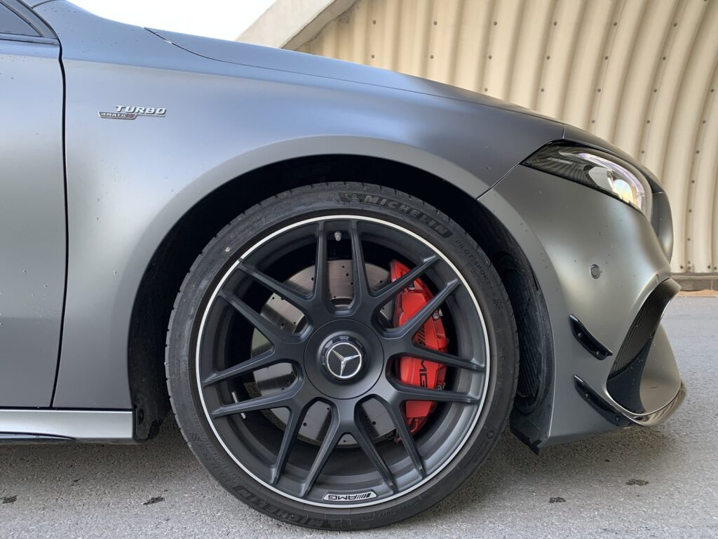 Mercedes AMG A45s 20 1024x768