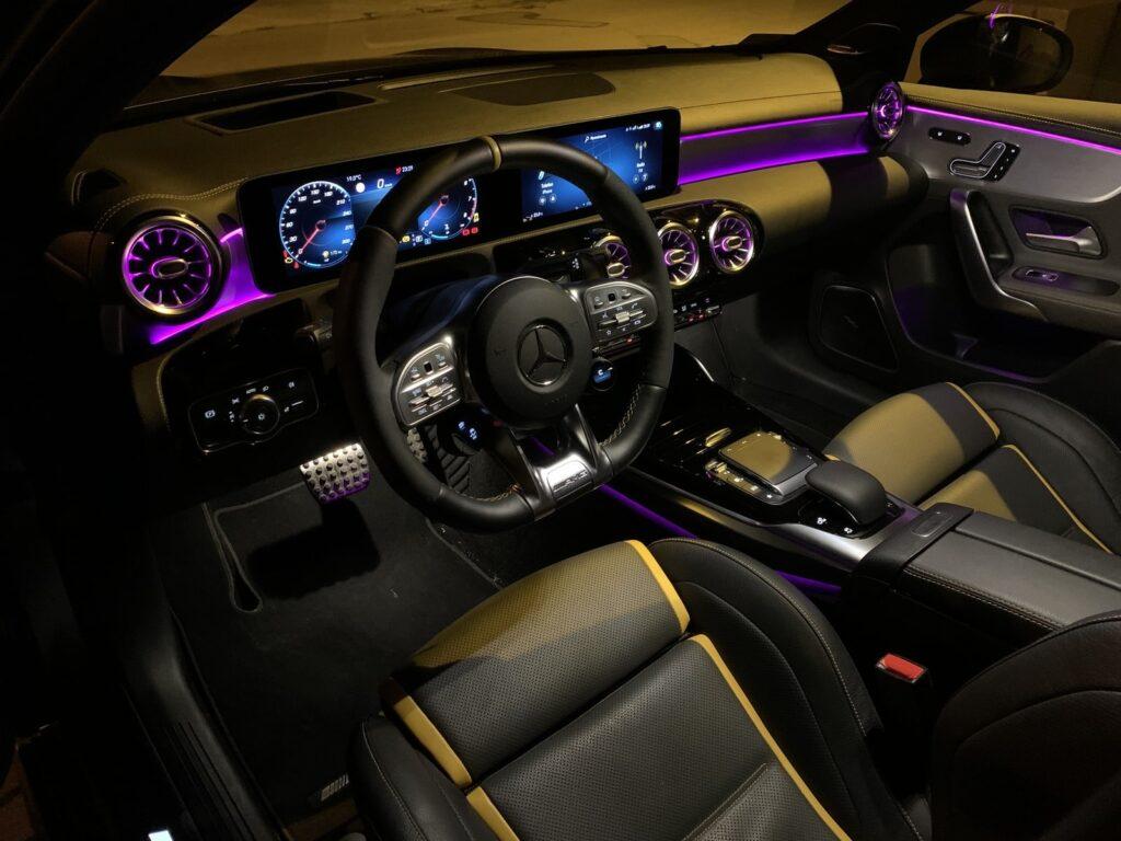 Mercedes AMG A45s 55 1024x768