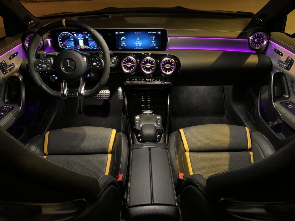 Mercedes AMG A45s 57 1024x768