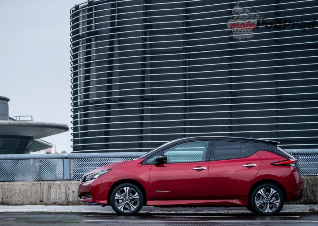 Nissan Leaf e plus 2019 1280 10 1024x726 Nissan i Mazda obniżają ceny elektryków na polskim rynku