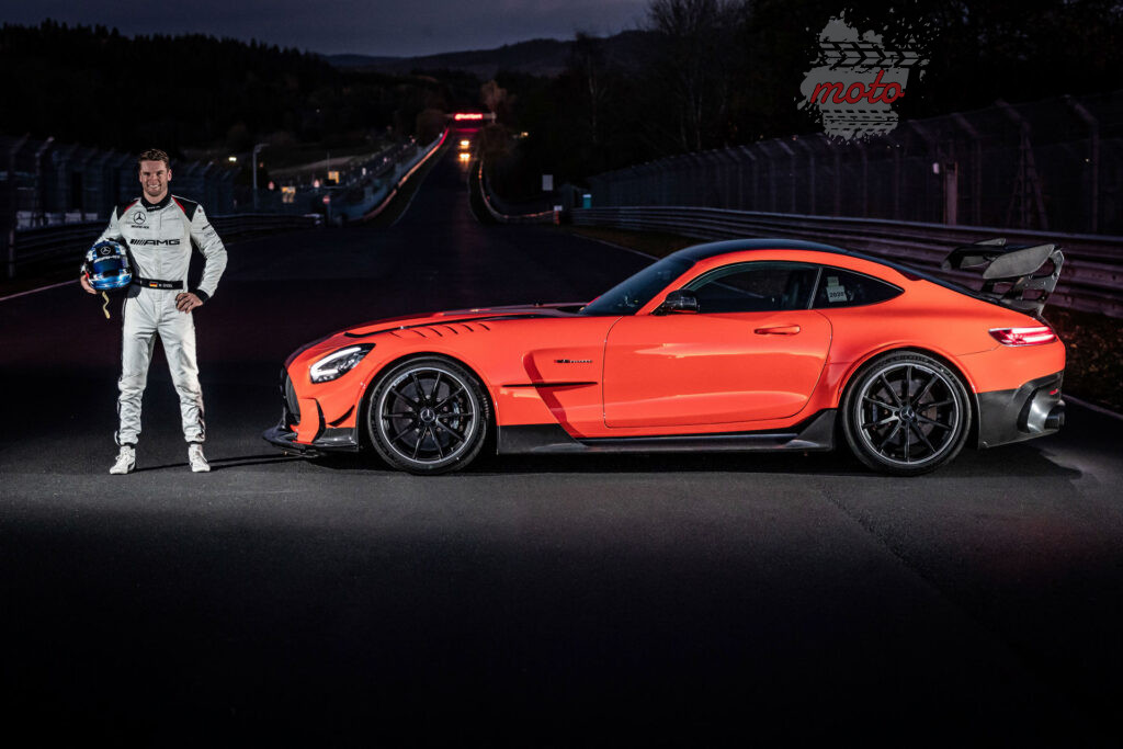 Mercedes AMG GT Black Series Nurburgring 17 1024x683