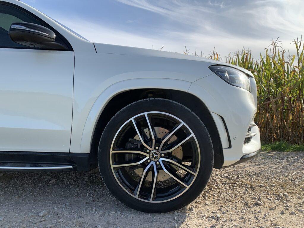 Mercedes GLS 400d 4 1024x768