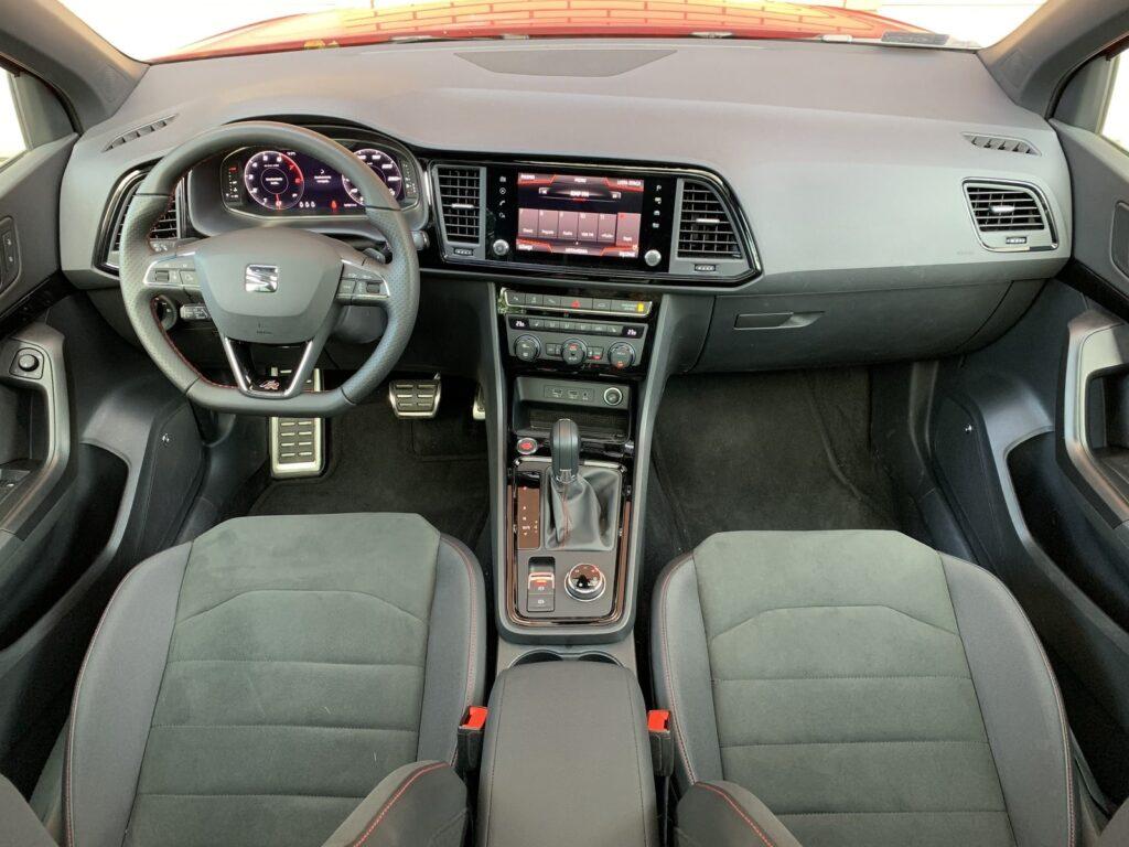 Seat Ateca FR 37 1024x768