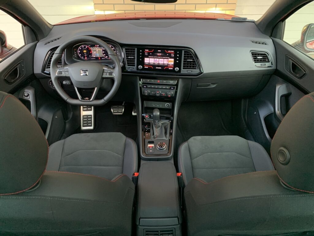 Seat Ateca FR 38 1024x768