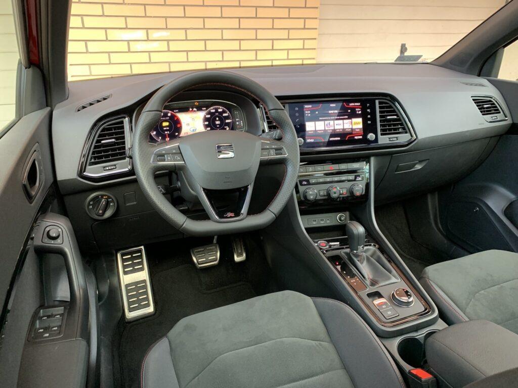 Seat Ateca FR 41 1024x768