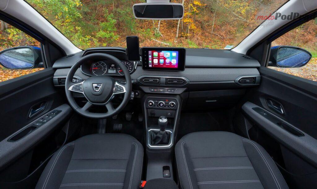 Dacia Sandero 2021 2 1024x610
